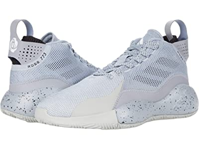 adidas D Rose 773 2020 (Halo Silver/White/Black) Shoes