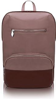 McKlein USA Mcklein 18594: Nylon Contour Backpack Off-White Khaki One Size