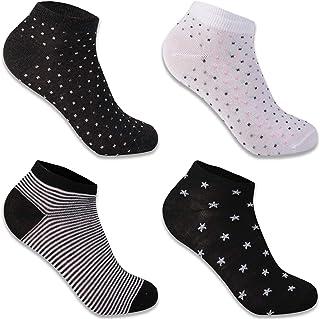 L&K Pack de 6/12 Calcetines Sneaker Cortos de deporte