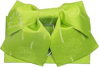 حزام أوبي من KYOETSU النسائي سهل النقش لكيمونو يوكاتا الياباني
