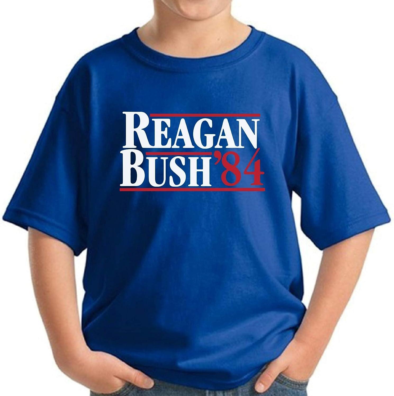 Awkward Styles Reagan Bush 84 Youth Shirt Ronald Reagan Bush Tshirt for Kids