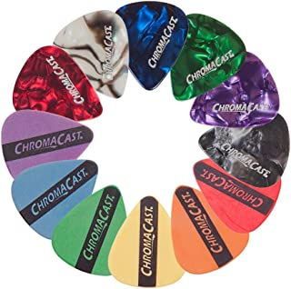 ChromaCast CC-SAMPLE Sampler Guitar Picks (12 count)