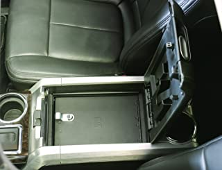 vehicle safe by console vault f150