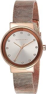 Giordano Analog Silver Dial Women's Watch-A2047-22