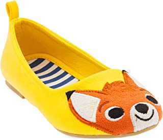 Disney Tod Flats for Girls - The Fox and the Hound - Disney Furrytale friends Collection Multi