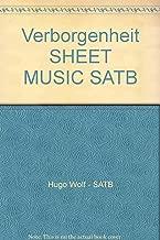 Best verborgenheit sheet music Reviews
