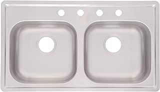 Best 33 x 20 kitchen sink Reviews