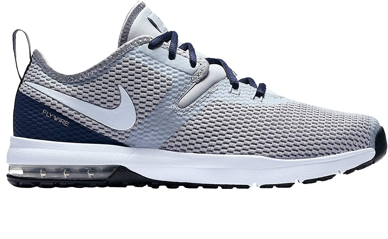 Nike NFL Air Max Typha 2 - Men's Dallas Cowboys Nylon Training shoes 11.5 D(M) US Grey bluee