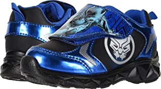 Favorite Characters Baby Boy's AVF351 Black Panther¿ Sneaker (Toddler/Little Kid)