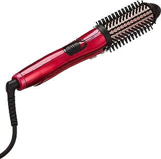 Nobby by tescom NTIR1832 Negative Ion 2way Brush Hair Iron, Pink
