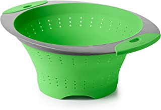 OXO Good Grips Collapsible Colander - 4 L, Green