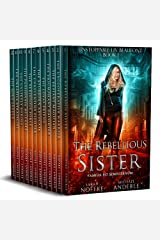 Unstoppable Liv Beaufont Complete Series Boxed Set (Books 1 - 12) Kindle Edition