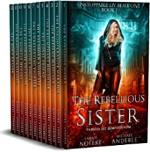 Unstoppable Liv Beaufont Complete Series Boxed Set (Books 1 - 12)