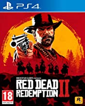 Rockstar Games PLAS10282 Red Dead Redemption 2 Standard Edition, PS4