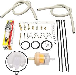 iFJF OR2544 Carburetor Complete Master Repair Rebuild Kit for Honda CRF70 CRF70F XR70 XR70R