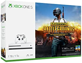 Xbox One S 1TB Console - PLAYERUNKNOWN'S BATTLEGROUNDS Bundle [Discontinued]