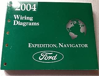 2004 Ford Expedition Lincoln Navigator Wiring Diagram Manual Original