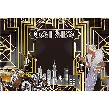 Allenjoy 7x5ft Langlebiger Stoff The Great Gatsby Kamera