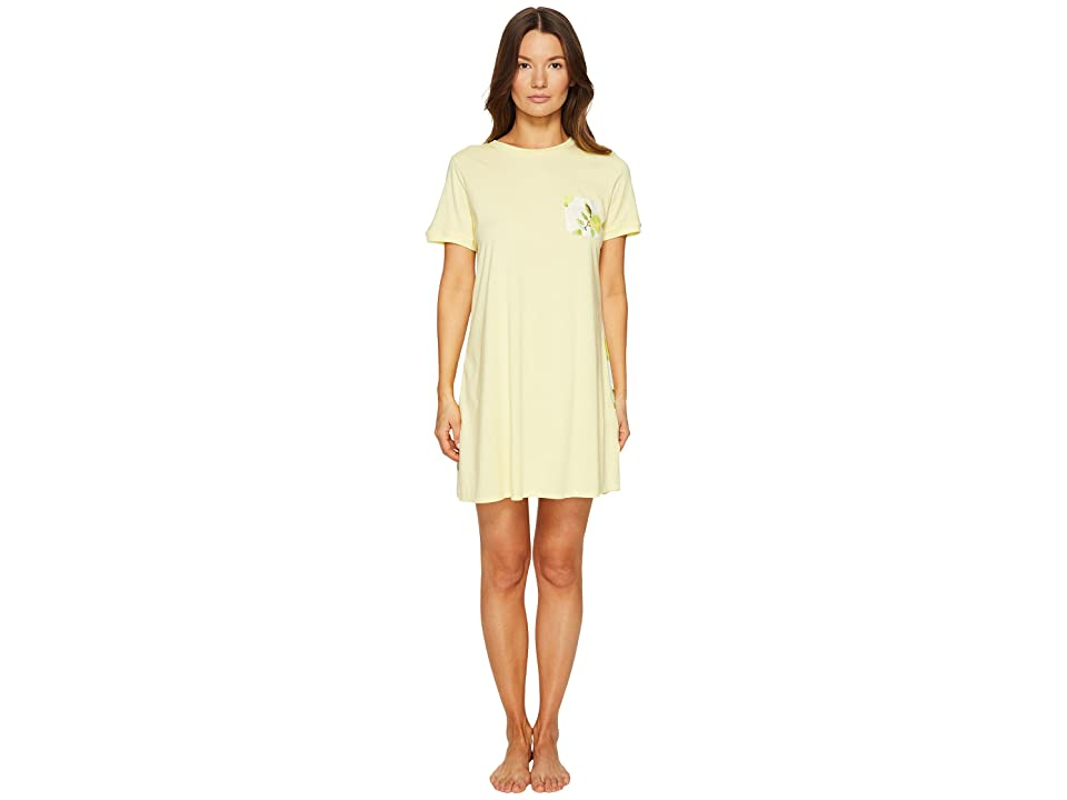 Kate Spade New York Lemon Souffle Lemons Sleepshirt (Lemon Souffle/Lemons) Women