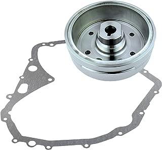 Kit Flywheel + Gasket Fits Suzuki LTF 400 Eiger 4x4 Man 2002-2007 LTF400 | OEM Repl.# 32102-38F00 / 32102-38F01 / 32101-38F00