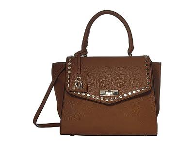 Steve Madden Banya (Cognac) Handbags
