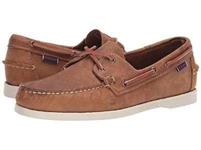 Sebago Portland Crazy Horse (Brown/Tan) Men