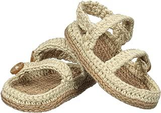 Jefferies Socks Baby-Boys Sandal Crochet Bootie