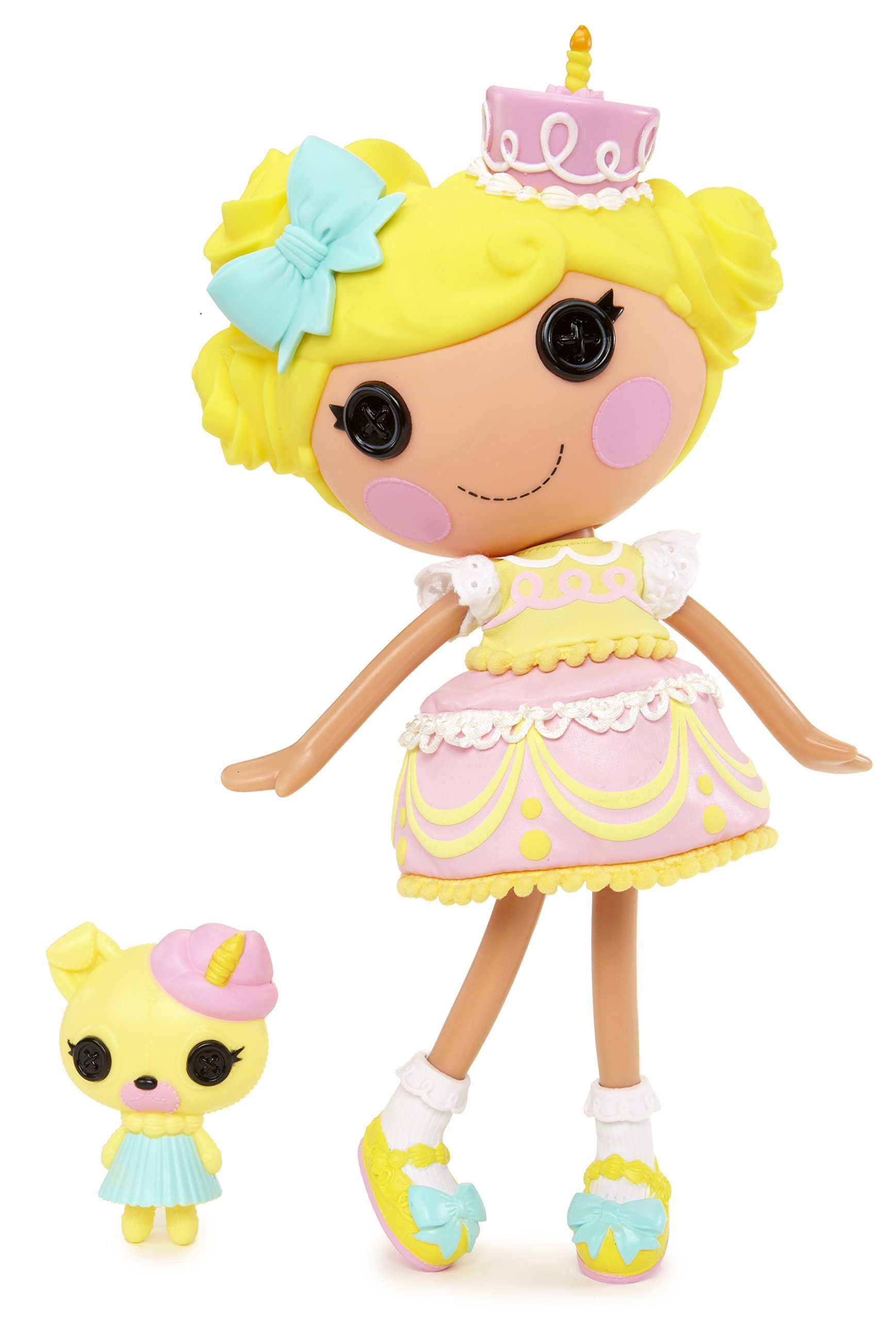 Fine Lalaloopsy Candle Slice Ocake Doll Buy Online In United Arab Personalised Birthday Cards Rectzonderlifede