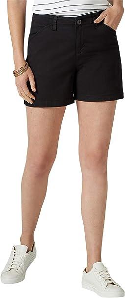 Regular Fit 5'' Chino Shorts