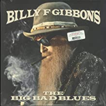 The Big Bad Blues - Limited Edition Red Vinyl