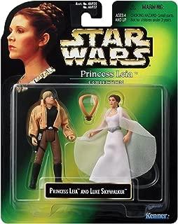 star wars princess leia and luke skywalker