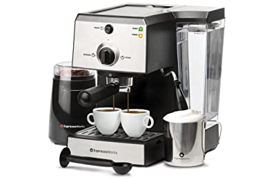 Best Rated In Espresso Machines Helpful Customer Reviews Amazon Com