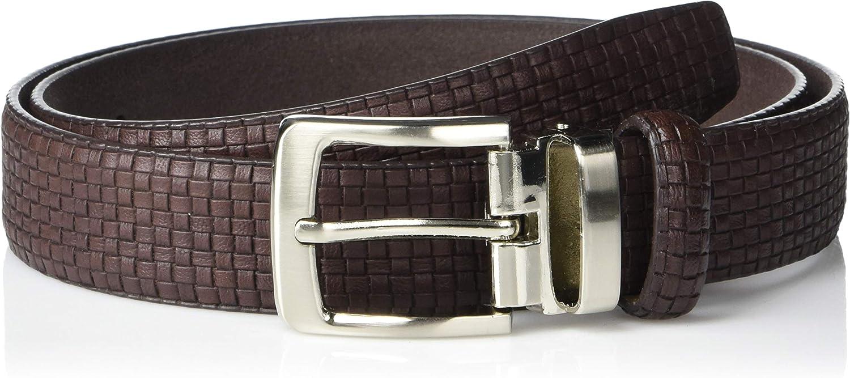 a.x.n.y Boys' Adjustable Basketweave Belt