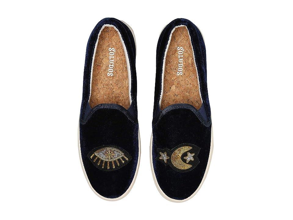 Soludos Celestial Slip-On Sneaker (Navy) Women