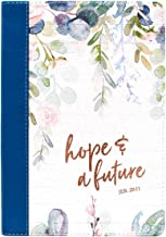 Hope and Future LuxLeather Journal - Jeremiah 29:11