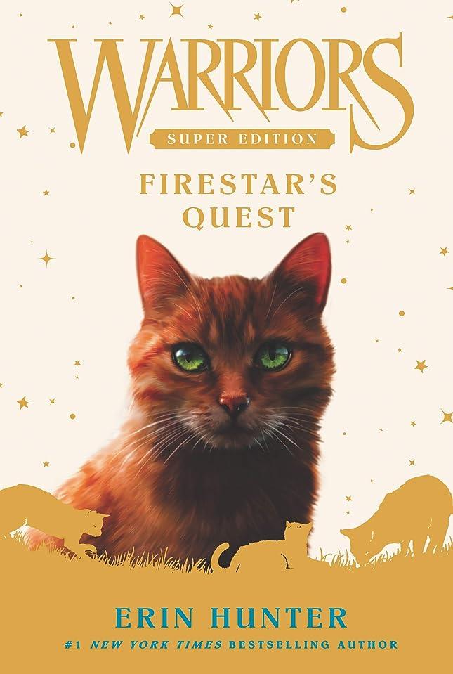 ボウル藤色はちみつWarriors Super Edition: Firestar's Quest (English Edition)