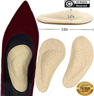 BLITZU Plantar Fasciitis - Arch Support Inserts Copper Compression - Arch Sleeves for Men and Women. Arch and Heel Pain Relief