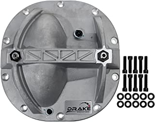 Assault Racing Products A5081 for Dana Spicer 20 12 Bolt Finned Polished Aluminum Rear Differential Cover