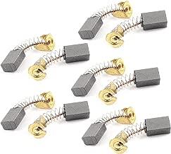 pi/èces de rechange Lot de 15 Balais de charbon pour moteur /électrique 20 mm x 5 mm x 5 mm