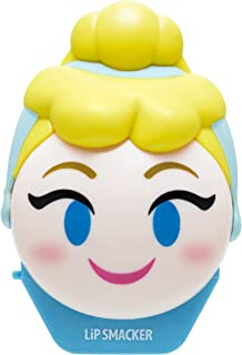 Lip Smacker Disney Emoji Lip Balm, Cinderella Bibbity Bobbity Berry, 0.26 Ounce