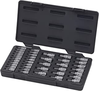 GearWrench 890040 39 Piece Bit Socket Set 1/4-Inch(13mm) & 3/8-Inch(20mm) Drive