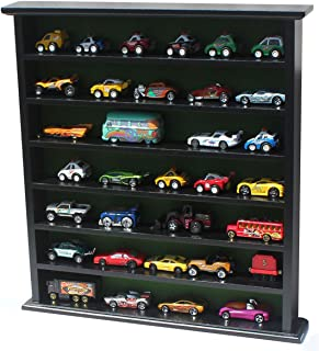 1:64 Scale Racers Matchbox 1/64 Scale Display Stand, NO Door, HWGB20-BL