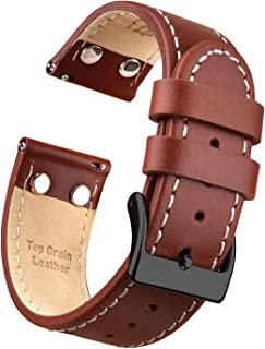 Best leather watch bands for sale Reviews