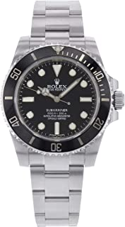 Rolex Submariner Automatic-self-Wind Male Watch 114060 (Certified Pre-Owned)