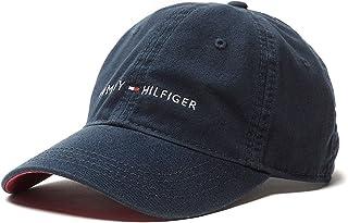 e0f3a1f5ecbc5 Tommy Hilfiger Original Signature Classic Cap Baseball Hat (Core Navy Blue)