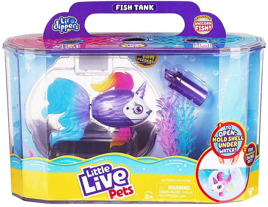 Pecera Little Live Pets 26164 Lil Dippers