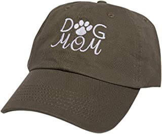 Beanie Bliss Dog Mom Baseball Cap - Soft Embroidered Cotton Caps