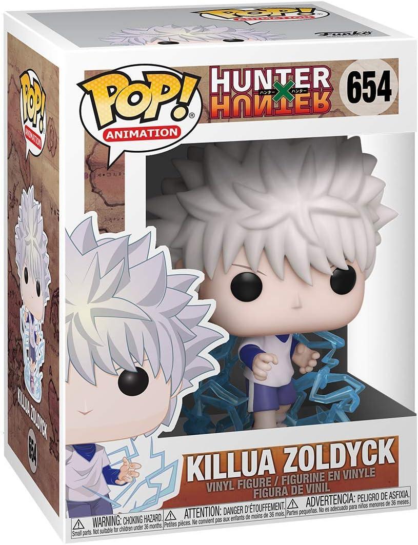 Funko 21 POP Animation Hunter x Hunter   Killua Zoldyck ...