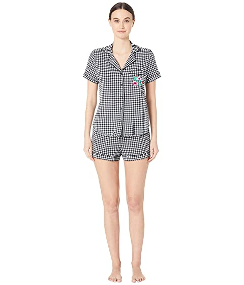 Kate Spade New York Jersey Classic Short Pajama Set