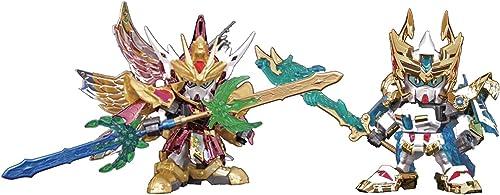 Shin Gurenso Soso Gundam VS Shin Mokoso Sonken Gundam [Battle of rot Cliffs Set]